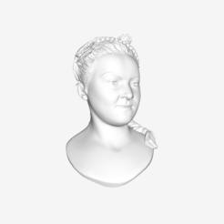 Free 3D printer designs Madame Favart at The Louvre, Paris, Louvre