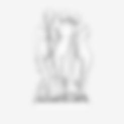 louvre-the-three-graces-1-1.stl Télécharger fichier STL gratuit Les Trois Grâces au Louvre, Paris • Objet pour impression 3D, Louvre