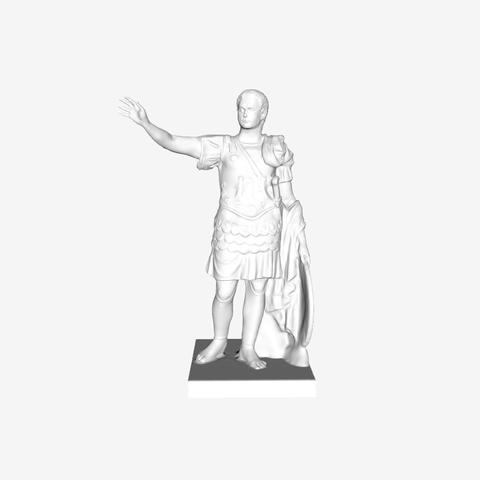 Download free 3D printing designs Emperor Titus at The Louvre, Paris, Louvre