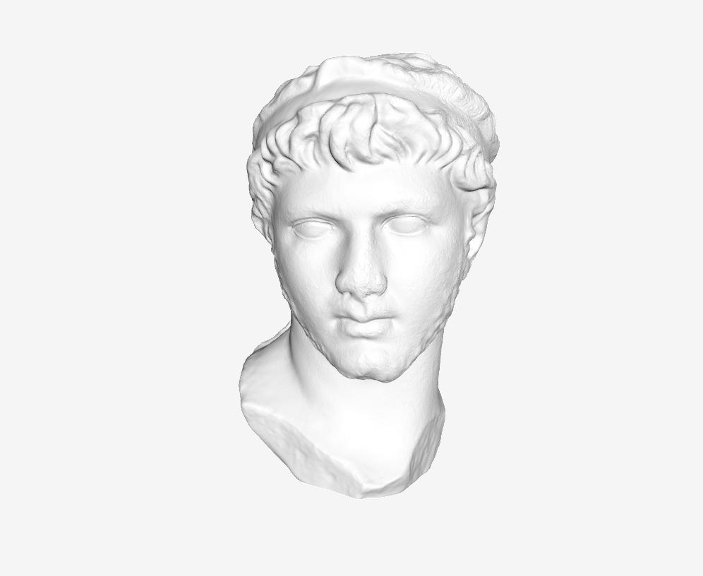 Capture d'écran 2018-09-21 à 15.44.18.png Télécharger fichier STL gratuit Ptolémée de la Mauritanie au Louvre, Paris • Objet pour impression 3D, Louvre