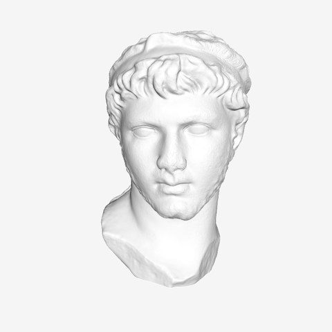 Capture d'écran 2018-09-21 à 15.44.18.png Download free STL file Ptolemy of Mauretania at The Louvre, Paris • 3D printer object, Louvre