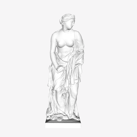 Download free 3D printing models Dido at The Louvre, Paris, Louvre