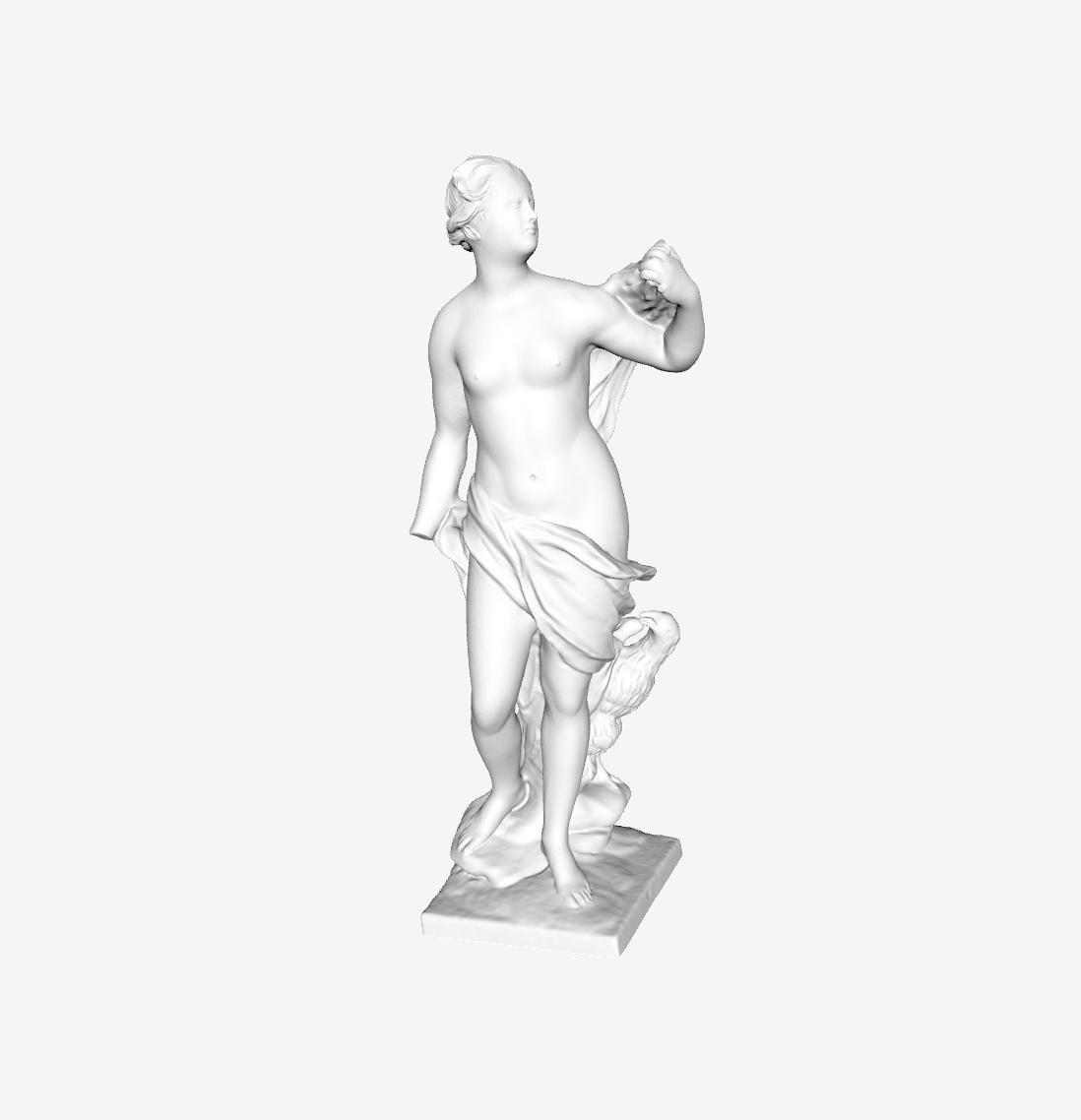 Capture d'écran 2018-09-21 à 12.02.04.png Download free STL file Pomona at The Louvre, Paris • 3D print model, Louvre