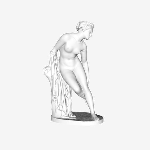 Download free 3D printer designs Eurydice Dying at The Louvre, Paris, Louvre