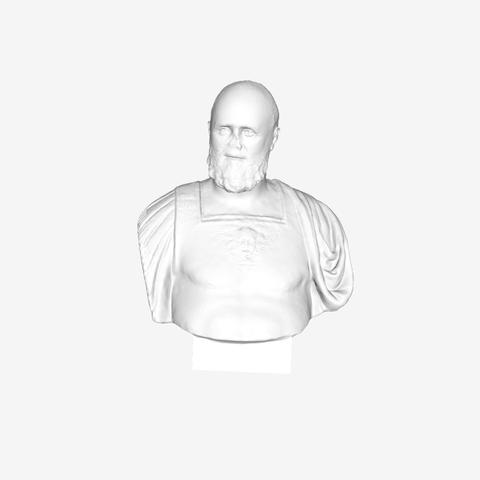 Download free 3D print files Cosimo I de' Medici at The Louvre, Paris, Louvre