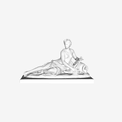 Capture d'écran 2018-09-21 à 11.19.28.png Download free STL file Arethuse at The Louvre, Paris • 3D print object, Louvre