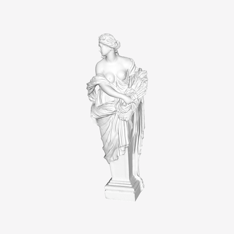 Download free 3D printer files Summer at the Louvre, Paris, France, Louvre