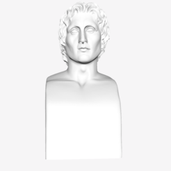 Free 3D print files Alexander The Great at The Louvre, Paris, Louvre