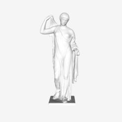 Imprimir en 3D gratis Venus Genetrix en el Louvre, París, Louvre