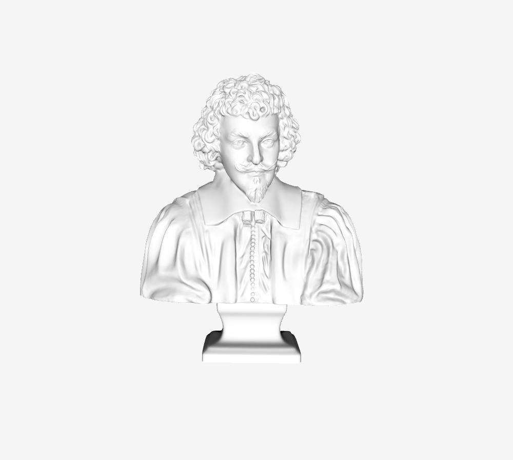 Capture d'écran 2018-09-21 à 17.08.26.png Download free STL file Guillaume de Lesrat at The Louvre, Paris • Object to 3D print, Louvre