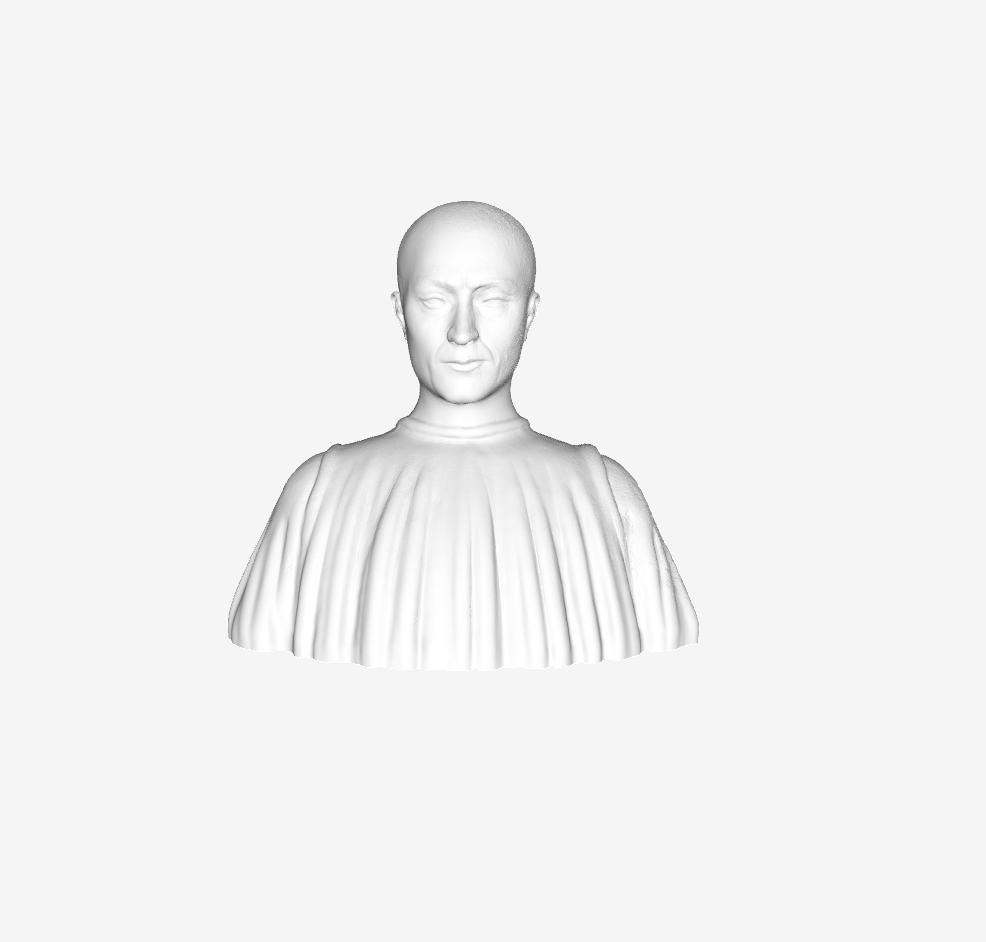 Capture d'écran 2018-09-21 à 17.59.09.png Download free STL file Filippo Strozzi at The Louvre, Paris • 3D print template, Louvre