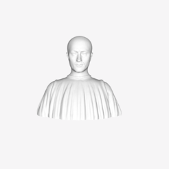 Download free STL file Filippo Strozzi at The Louvre, Paris • 3D print template, Louvre