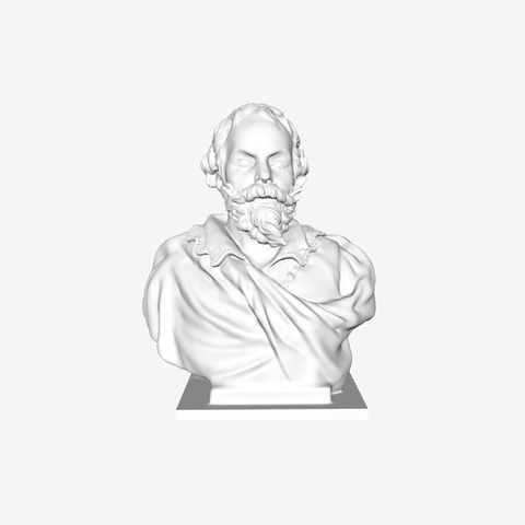Capture d'écran 2018-09-21 à 16.15.17.png Download free STL file Rubens at The Louvre, Paris • 3D print design, Louvre