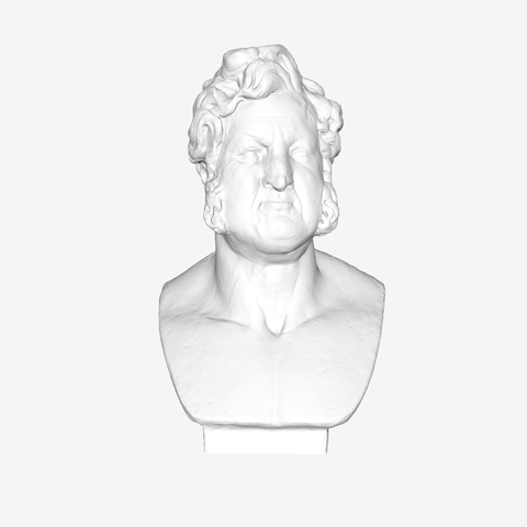 Capture d'écran 2018-09-21 à 15.47.20.png Download free STL file Louis-Philippe at The Louvre, Paris • 3D printable object, Louvre