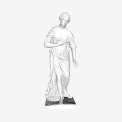 Download free 3D printer designs Madame de Pompadour at The Louvre, Paris, Louvre