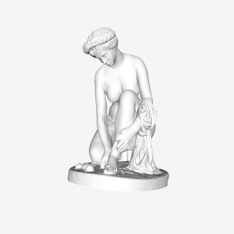Download free 3D printing designs Artemis at The Louvre, Paris, Louvre
