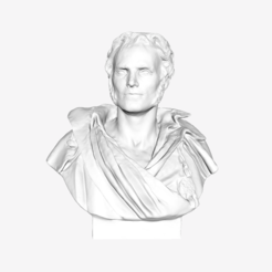 Download free 3D printer files The Painter Girodet at The Louvre, Paris, Louvre