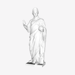 Download free 3D printing designs La Providence at the Louvre, Paris, France, Louvre