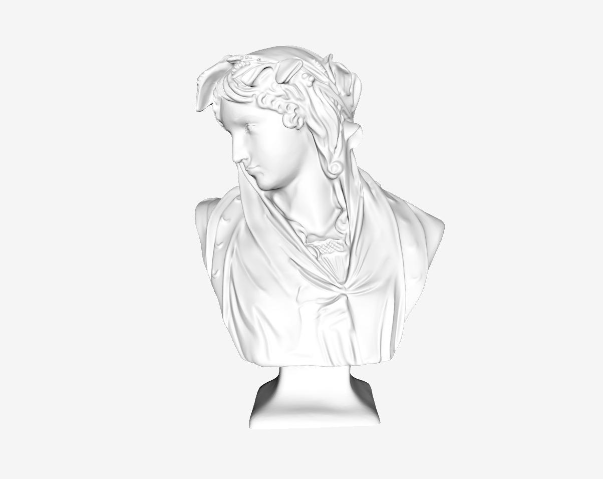 Capture d'écran 2018-09-21 à 16.31.01.png Download free STL file Iphigenie at The Louvre, Paris • 3D printer object, Louvre