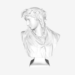 Free 3D model Iphigenie at The Louvre, Paris, Louvre