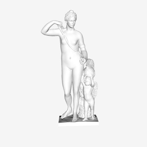 Capture d'écran 2018-09-21 à 13.10.50.png Download free STL file Venus in Arms at The Louvre, Paris • 3D printable template, Louvre