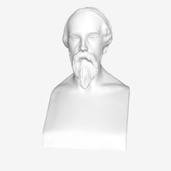 Download free 3D printer model Adrien Prévost de Longpérier at The Louvre, Paris, Louvre