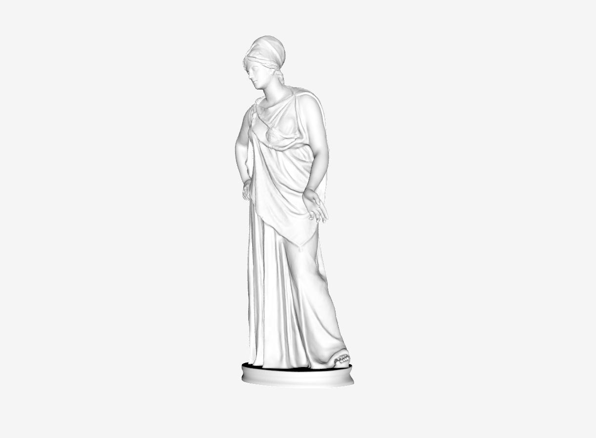 Capture d'écran 2018-09-21 à 18.01.42.png Download free STL file Mattei Athena at The Louvre, Paris • Object to 3D print, Louvre