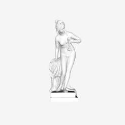 Download free 3D printer model Diana at the Louvre, Paris, France, Louvre