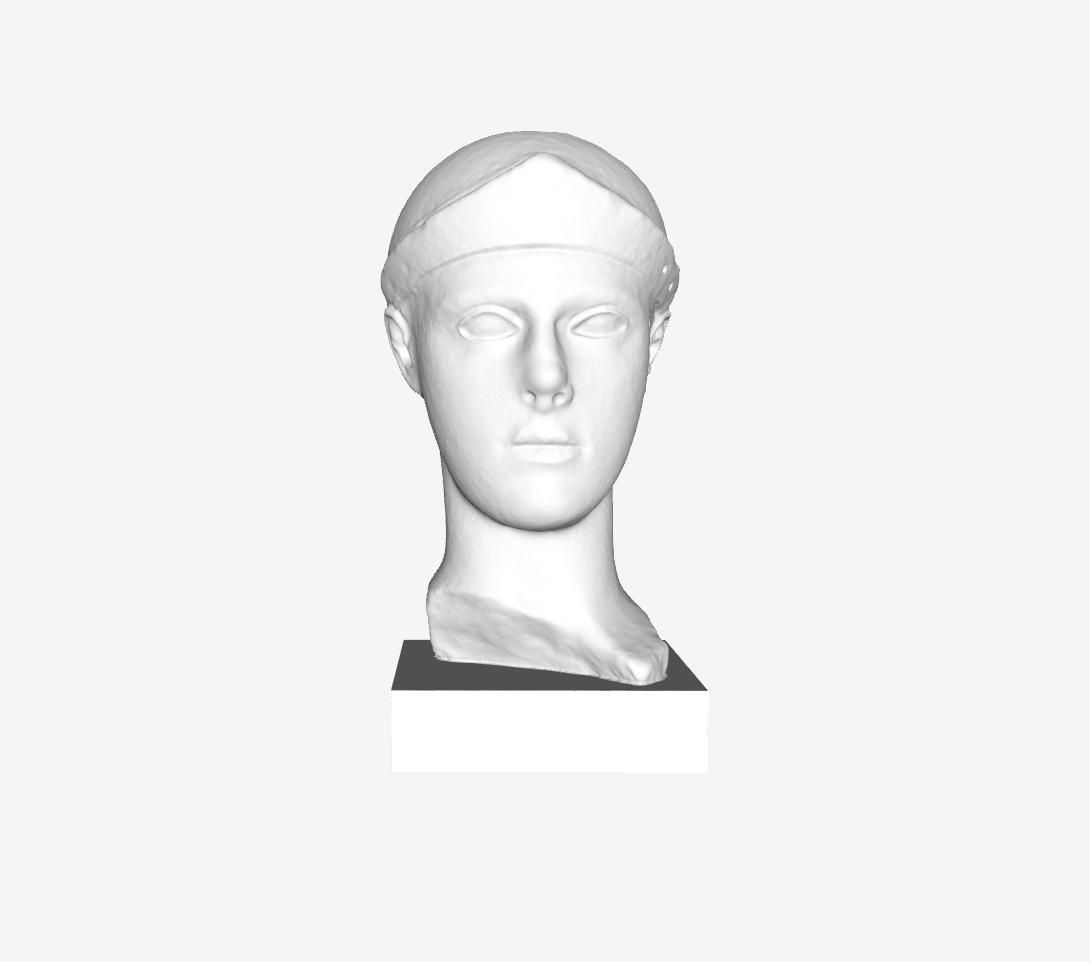 Capture d'écran 2018-09-21 à 17.10.15.png Download free STL file Head of a Helmeted Athena at The Louvre, Paris • 3D printer template, Louvre