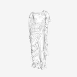 Télécharger STL gratuit Aphrodite Doria-Pamphili au Louvre, Paris, Louvre