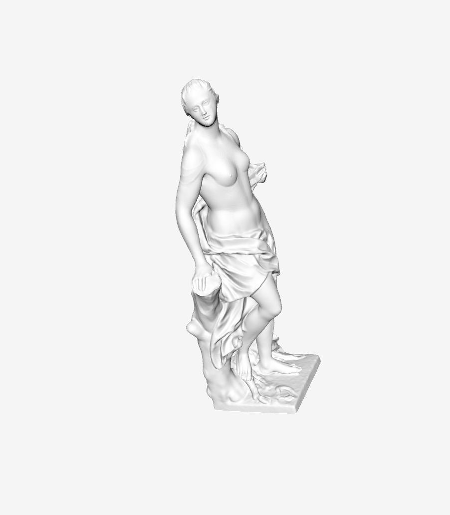 Capture d'écran 2018-09-21 à 12.27.17.png Download free STL file Pomona at the Louvre, Paris, France • Object to 3D print, Louvre
