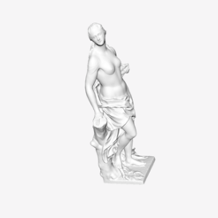 Download free STL file Pomona at the Louvre, Paris, France • Object to 3D print, Louvre