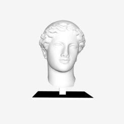 Download free 3D print files Aphrodite at The Louvre, Paris, Louvre