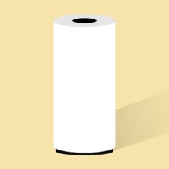 Descargar archivo 3D gratis Toallero de papel, avenidamateo
