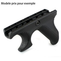 Télécharger fichier impression 3D Angled Foregrip Nigthstrike (Paintball airsoft grip), AlexStarkh