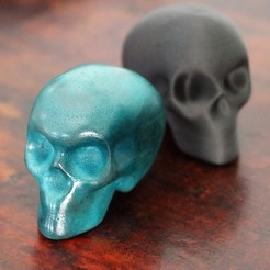 Descargar archivos 3D Skull Lee, pacificateur