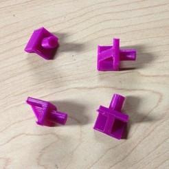 Descargar modelo 3D gratis Clavija para estante, Scorpa54