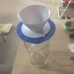 Descargar diseños 3D gratis Filtro de agua de carbono para bricolaje, Scorpa54