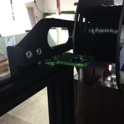 0392d1779494075686ac7c8b76847939_display_large.JPG Download free STL file Tevo top spool holder • Model to 3D print, Scorpa54