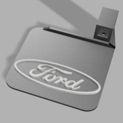 Descargar archivos STL gratis Las solapas de barro para los TRX4 traxxas Land Rover o Ford, patcha