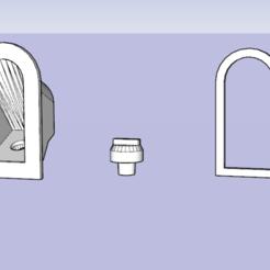Descargar archivo 3D gratis Depósito de combustible del defensor TRX4, patcha
