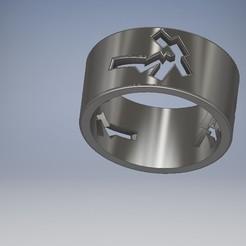 Descargar archivo 3D gratis anillo, Ericdu62