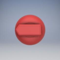 Download free 3D printing models After-sales service for dinette button, Ericdu62