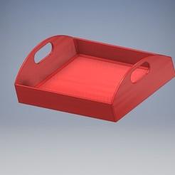 Descargar diseños 3D gratis Bandeja de dinette (u otra), Ericdu62