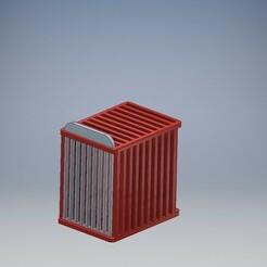 Cage1.jpg Download STL file toy cage • 3D print model, Ericdu62