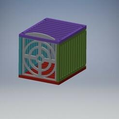 cage 2.jpg Download STL file toy cage v2 • 3D print model, Ericdu62