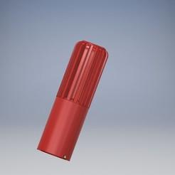 Télécharger objet 3D gratuit bouchon de crayon Viso (auchan), Ericdu62