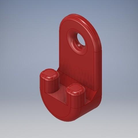 Télécharger modèle 3D gratuit crochet pour dinette, Ericdu62