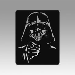 Download 3D printer files Starwars logo, Blackeveryday