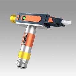 1.jpg Download OBJ file Star Trek Voyager Engineering Tool cosplay prop replica • 3D printer design, Blackeveryday